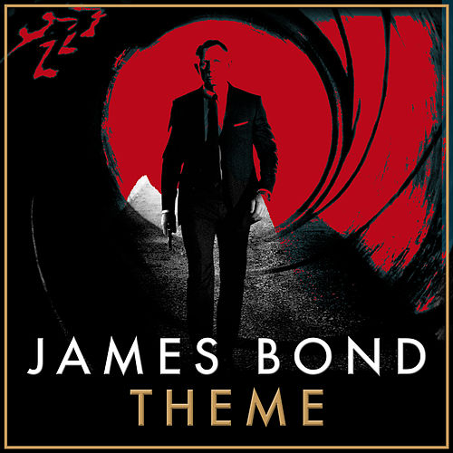 James Bond Theme von Hollywood Studio Orchestra