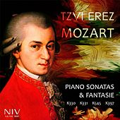 Play & Download Mozart: Piano Sonatas & Fantasie - K.330, K.331, K.545, K.397 by Tzvi Erez | Napster