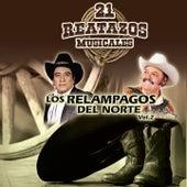 Play & Download 21 Reatazos Musicales, Vol. 2 by Los Relampagos Del Norte | Napster