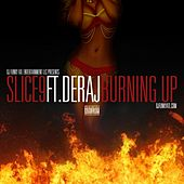 Burning Up (feat. Deraj) - Single by Slice 9