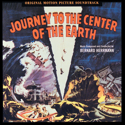 Play & Download Journey To The Center Of The Earth by Bernard Herrmann | Napster