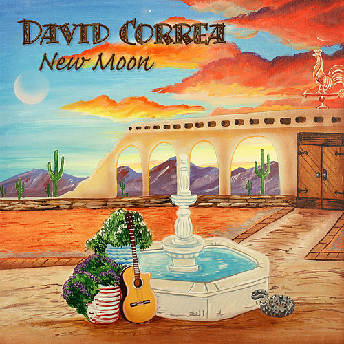 New Moon by David Correa