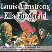 Play & Download Louis Armstrong & Ella Fitzgerald by Ella Fitzgerald | Napster