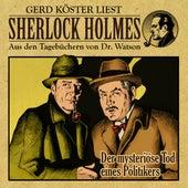 Der mysteriöse Tod eines Politikers von Sherlock Holmes