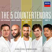 The 5 Countertenors by Various Artists