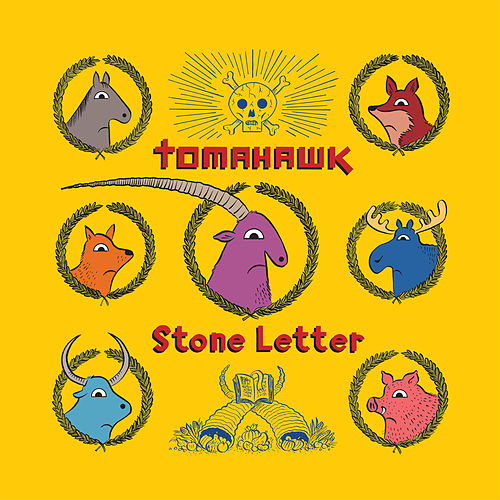 Play & Download Stone Letter by Tomahawk | Napster