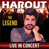 Play & Download The Legend: Live in Concert by Harout Pamboukjian | Napster