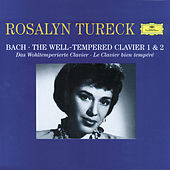 Bach: The Well-Tempered Clavier 1 & 2 by Rosalyn Tureck