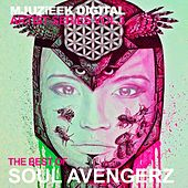 Mjuzieek Artist Series, Vol. 3: The Best Of Soul Avengerz - EP by Various Artists