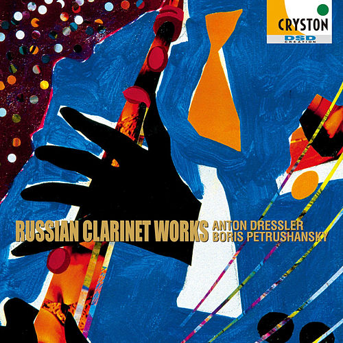 Russian Clarinet Works by Boris Petrushansky