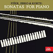 Fišer, Jirko, Korte: Sonatas for Piano by Various Artists
