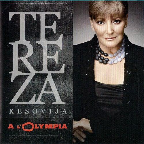 À l'Olympia (Live) de Tereza Kesovija