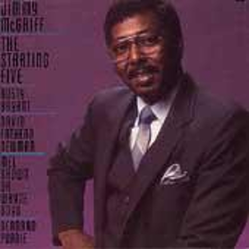 The Starting Five by Jimmy McGriff
