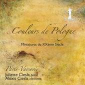 Play & Download Couleurs de Pologne - Miniatures du XXe siècle by Alexis Ciesla | Napster