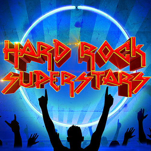 Hard Rock Superstars by Various Artists