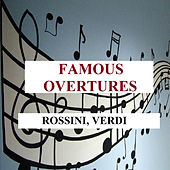 Famous Overtures - Rossini, Verdi by Hamburg Rundfunk-Sinfonieorchester