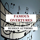 Famous Overtures - Russian Authors by Hamburg Rundfunk-Sinfonieorchester