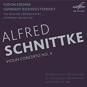 Play & Download Schnittke: Violin Concerto No. 4 (Live) by Gidon Kremer | Napster