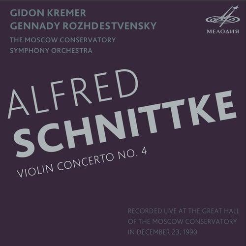 Schnittke: Violin Concerto No. 4 (Live) von Gidon Kremer
