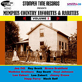 Memphis Country Favorites & Rarities, Vol. 2 by Various Artists