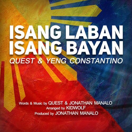 Play & Download Isang Laban, Isang Bayan by Yeng Constantino | Napster