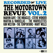 Recorded Live The Motortown Revue Vol. 2 by Various Artists