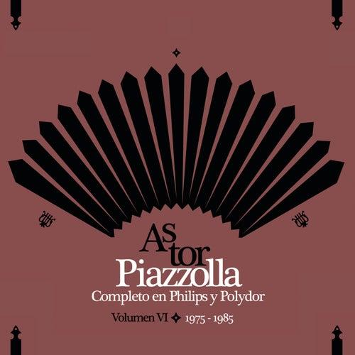 Piazzolla Completo En Philips Y Polydor - Volumen IV (1975-1985) de Astor Piazzolla