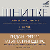 Play & Download Schnittke: Concerto Grosso No. 1 & Moz-Art by Tatiana Grindenko | Napster