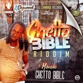 Ghetto Bible - Single by Mavado