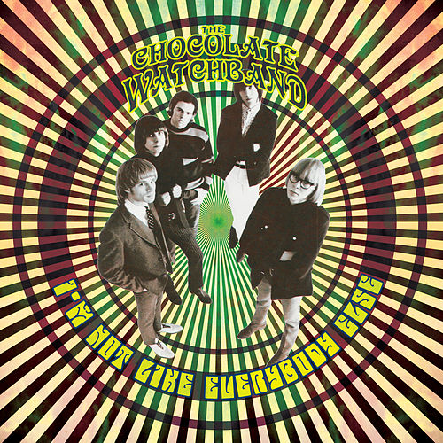 I'm Not Like Everybody Else (Re-Recorded) by The Chocolate Watchband