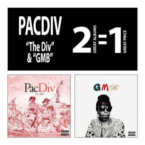 Play & Download The Div / GMB by Pac Div | Napster