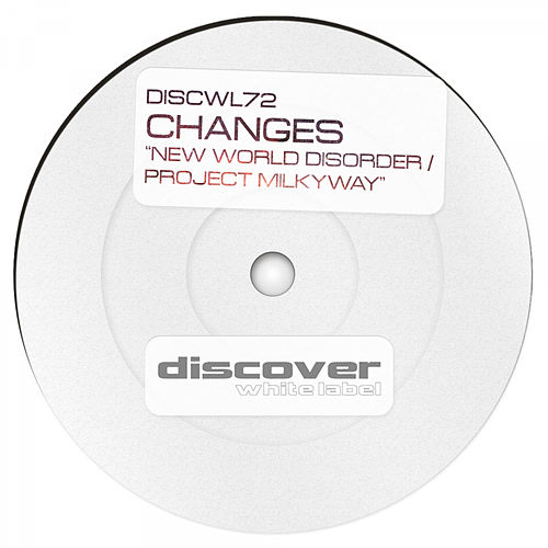 Play & Download New World Disorder / Project Milkyway by Andy Caldwell | Napster
