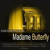 Puccini: Madame Butterfly de Various Artists