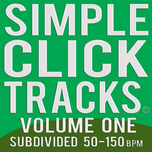 Simple Click Tracks Vol. 1 [Part One] 50-59 Bpm... by Josh Garlow