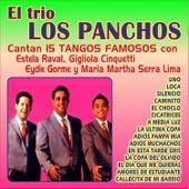 El Trio los Panchos Cantan Tangos Con Estela Raval,Gigliola Cinquetti, Eydie Gorme y Martha Serra Lima by Various Artists