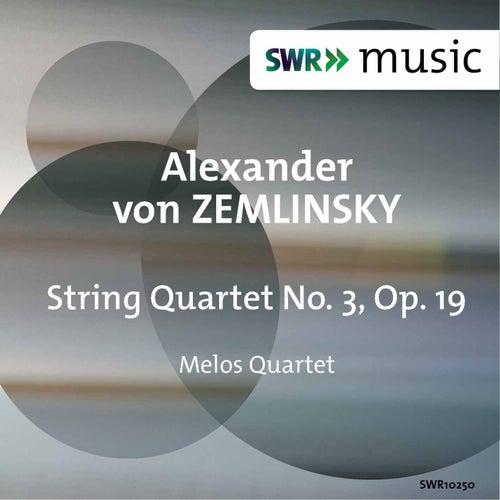 Zemlinsky: String Quartet No. 3, Op. 19 by Melos Quartet
