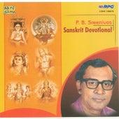 Sanskrit Devotional Slokams by P B Sreenivos