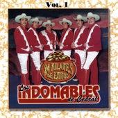Play & Download 24 Kilates de Exitos, Vol. 1 by Los Indomables De Cedral | Napster