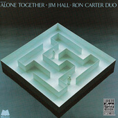 Play & Download Alone Together by Jim Hall | Napster