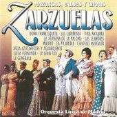 Play & Download Zarzuelas - Mazurcas, valses y chotis by Orquesta Lírica de Madrid | Napster