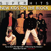 Play & Download Super Hits by New Kids on the Block | Napster