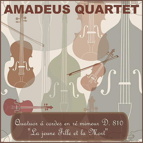 Play & Download Quatuor à cordes en ré mineur D. 810
