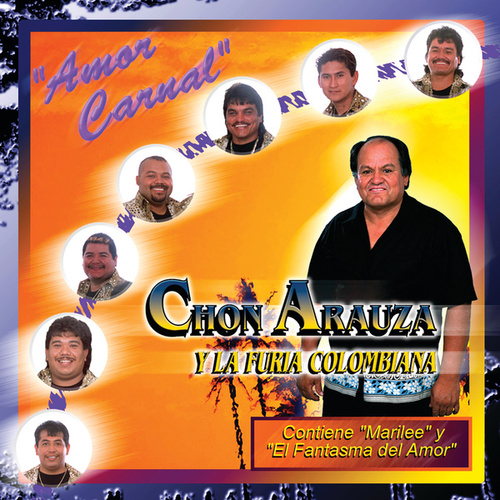 Amor Carnal by Chon Arauza