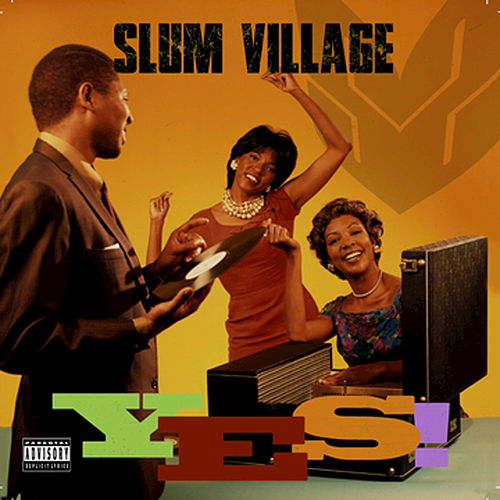 Push It Along (feat. Phife Dawg) - Single by Slum Village
