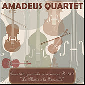 Play & Download Quartetto per archi in re minore D. 810