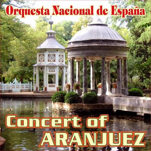 Aranjuez's Concert for Guitar and Orchestra by Joaquin Rodrigo