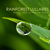 Play & Download Rainforest Lullabies and Music for Sleeping Baby - Sounds and Songs for Babies, Soothing Calm Music and Sounds of Nature to Help Your Baby Sleep by Rainforest Music Lullabies Ensemble | Napster