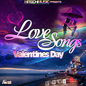 Valentine's Day - Love Songs by Various Artists