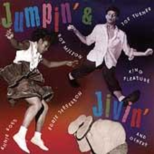 Play & Download Jumpin' & Jivin' by Various Artists | Napster