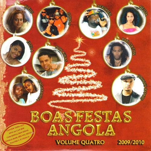 Boas Festas Angola (Vol. IV) by Various Artists